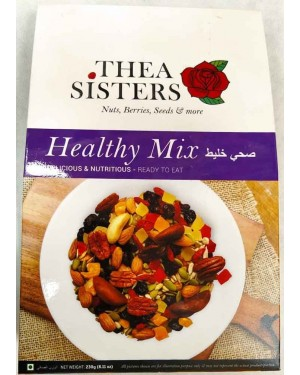THEA SISTERS HEALTHY MIX DRY FRUITS 230gms