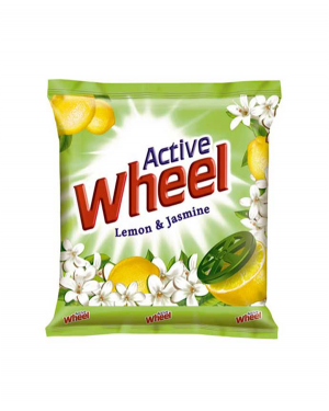 WHEEL LEMON & JASMINE POWDER 500GM
