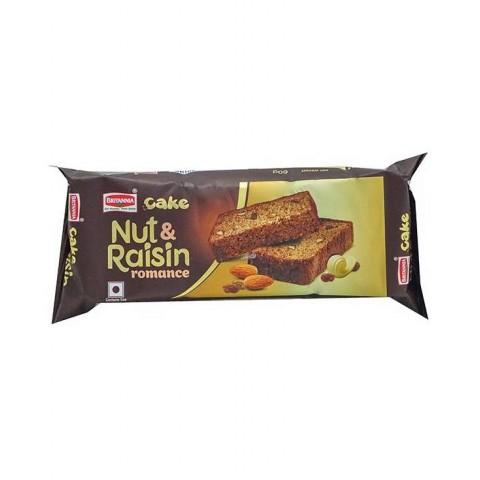 BRITANNIA NUT & RASIN ROMANCE 60 G