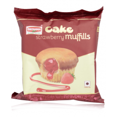 BRITANNIA MUFFILS CAKE VEG