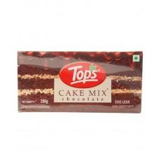 TOPS CAKE MIX CHOCLATE 225 G