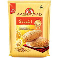Aashirvaad select sharbati atta  10 kg
