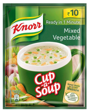KNOOR MIXED VEGETABLE 10GM