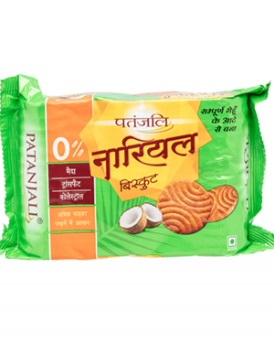 Patanjali Nariyal Biscuits
