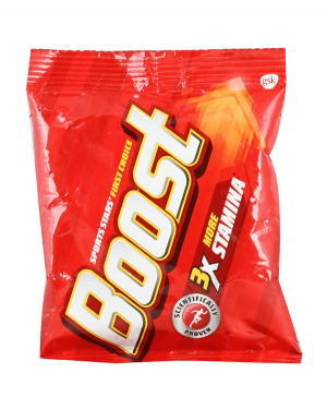 BOOST 3X MORE STAMINA 75GMS.