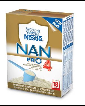 NESTLE NAN PRO 4