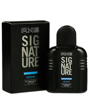 AXE SIGNATURE DENIM AFTER SAVE LOTION 100ML