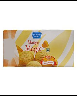 MOTHER DAIRY MANGO MAGIC 2PC 700 ML