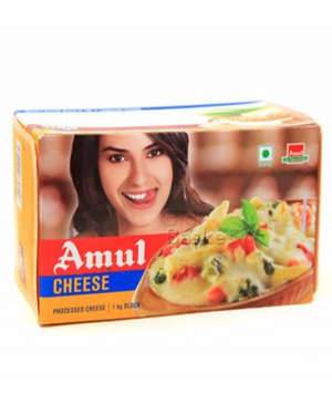 AMUL CHESSE 20 SLICES 223/- 500 gm
