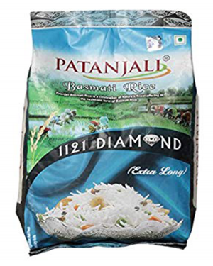 BASMATI RICE 1 KG (DIAMOND)