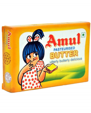 AMUL WHITE BUTTER 100GM
