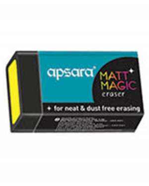 APSARA MATT MAGIC ERASERS 3/-