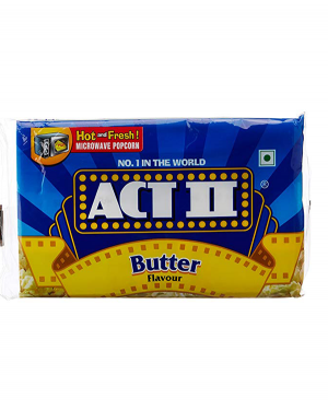 ACCT-II MW RS.25 BUTTER 99 gm