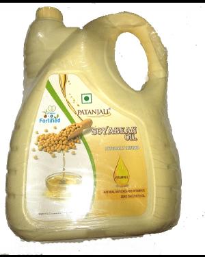 Patanjali Soyabean Oil 5L