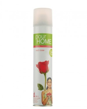 POUR HOME RED ROSE