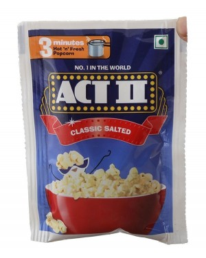 ACT-II CLASSIC SALTED 40GM
