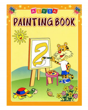 ALYSA PAINTING BOOK