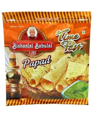 BB TIME PASS PAPAD