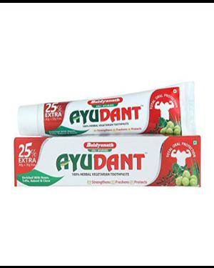 BAIDYANATH AYUDANT TOOTHPASTE 100GM