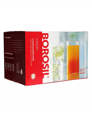 BOROSIL 6Pcs-350Ml
