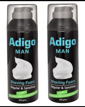 ADIGO MAN SHAVING FOAM REGULAR 200 ML