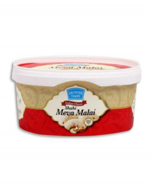MOTHER DAIRY MEVA MALAI 115 ML