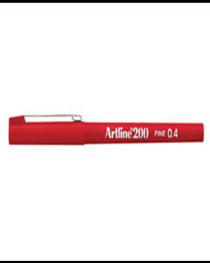 ARTLINE FINE LINE RED 10/-
