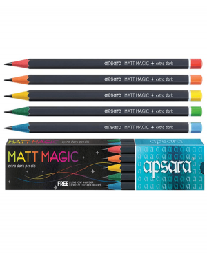APSARA MATT MAGIC PENCIL