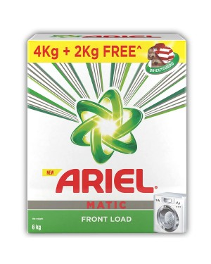 ARIEL MATIC FRONT LOAD 4+2 KG