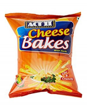9 ACT-II CHEESE BAKES 1+1 FREE