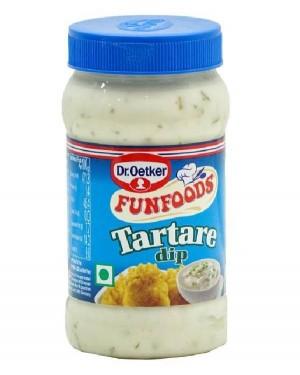 FUNFOODS TARTARE DIP 225 G