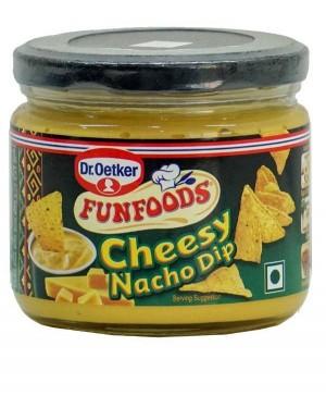 FUNFOODS CHEESY NACHO DIP 275 G