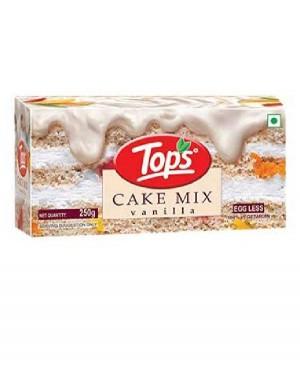 TOPS CAKE MIX VANILLA 225 G