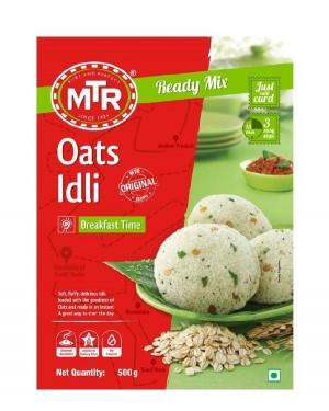 MTR OATS IDLI 500 G
