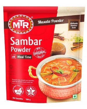 MTR SAMBHAR POWDER200 G