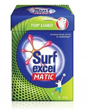 SURF EXCEL MATIC TOP LOAD POWDER 2 KG