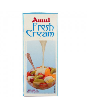 AMUL FRESH CREAM 250 ML