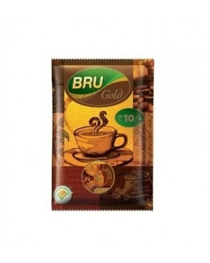 BRU GOLD COFFEE 10/-