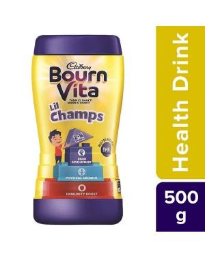 CADBURY BOURN VITA LIL CHAMPS 500GMS