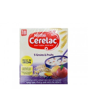NESTLE CERELAC BABY CEREAL WITH MILK