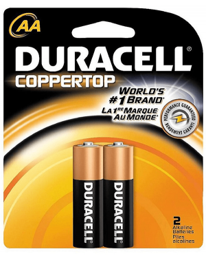 DURACELL AA/2
