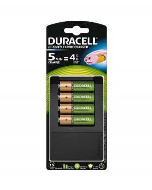 DURACELL CHARGER 4X