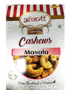 ANJANI CASHEWS MASALA 200GM