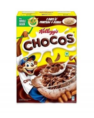 Kellogg's chocos webs