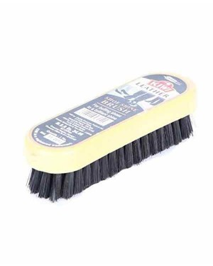 KIWI SHOE SHINE BRUSH LEATHER