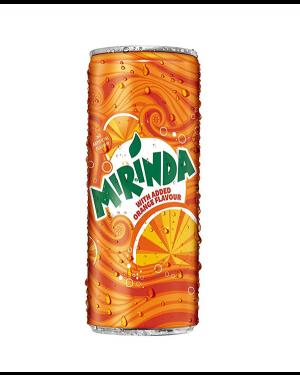 COCA COLA MIRINDA CAN
