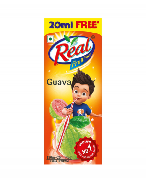 REAL GUAVA 180ML