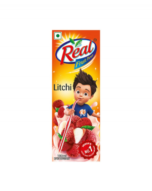 REAL LITCHI 180ML
