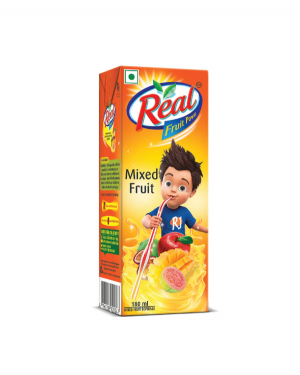 REAL MIXED FRUIT 180ML