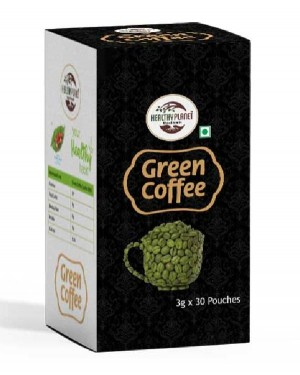 HEALTHY PLANET GREEN COFFEE 30 SACHET